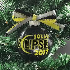 solar eclipse ornament eclipse ornament 2017