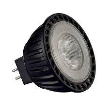 intalite mr16 led lamp 3 8w gu5 3 12v smd led 551243 by slv