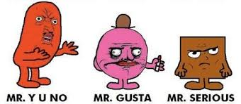 Mr Meme - mr men turned into rage faces mr memes the mary sue