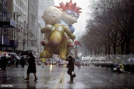 macys thanksgiving day parade 1998 stock photos and pictures