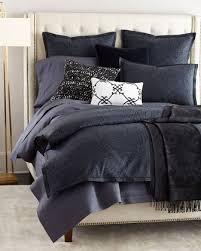 Art Deco Duvet Modern Bedding Collection Designer Quilts At Neiman Marcus Horchow