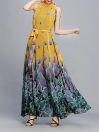maxi kjoler maxi kjoler lange sommerkjoler