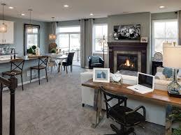 Aristokraft Durham by Richmond Floor Plan In Blackstone Ponds Calatlantic Homes