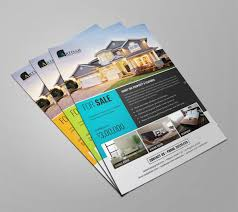 Free Real Estate Flyer Templates by Make An Impression With These Beautiful Real Estate Flyer Templates