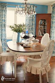 Painted Dining Room Chairs 38 Best Painted Dining Room Sets Images On Pinterest Chairs