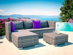 Gartenmobel Rattan Weis Moderne Möbel Design
