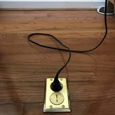 Hardwood Floor Outlet Electrical Floor Outlets And Caring For Hardwood Floors Part 2