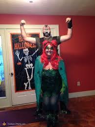 Bane Halloween Costume Poison Ivy Costume