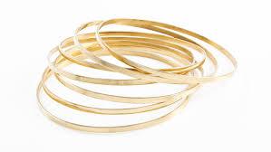 gold bangle bracelet set images 14k solid yellow gold bangle bracelets set of 7 jpg