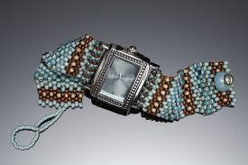 beaded bracelet watches images Bead watch bracelet best bracelets jpg