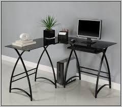 Glass L Shaped Desk Office Depot L Shaped Desk With Hutch Office Depot Desk Home Design Ideas