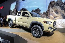 Toyota Tacoma Cummins New Toyota Tacoma Car Release And Reviews 2018 2019