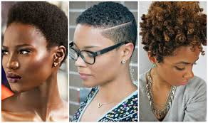 quick hairstyles for short natural black hair the hair room studio