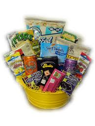 Snack Basket Delivery 13 Best Health Food Gift Basket Images On Pinterest Food Gifts
