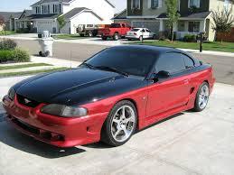 Blue And Black Mustang 2 Toned 94 98 Mustangs Mustangforums Com