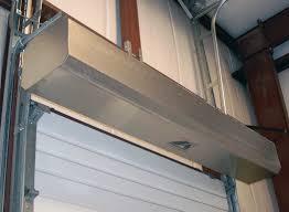 Overhead Door Curtains Standard Air Curtains