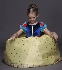 new costume snow white girls party dress kids masquerade dress