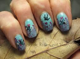valentine u0027s day nail art break rules not nails