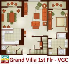 Disney Boardwalk Villas Floor Plan 100 Bay Lake Tower Two Bedroom Villa Floor Plan Bay Lake