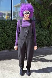 minions costume for toddlers best 25 purple minions ideas on pinterest evil minion costume