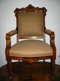 Armchair For Sale Empire Crest Antique Wood Arm Chair For Sale Antiques Com