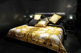 Gucci Bed Comforter Versace Bed Sheets Replica Bedding Louis Vuitton Frame Style