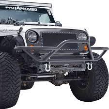 jeep fender flares jk 07 16 jeep wrangler jk rock crawler tubular front bumper