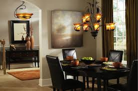 Brown Dining Room Delightful Design Lowes Light Fixtures Dining Room Stunning Lowes