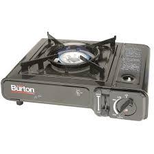 portable table top butane stove max burton 1 cing stove 8253 cing equipment ace hardware