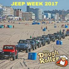jeep beach 2017 the dough roller main home ocean city maryland menu prices