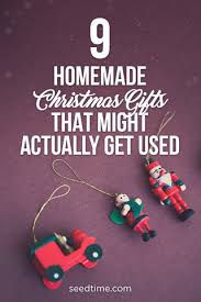 9 homemade christmas presents and gifts ideas