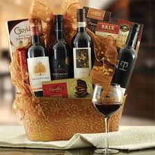 wine gift baskets free shipping continental reds wine gift basket 139 99 item 208 free shipping