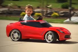 corvette power wheels power wheels c7 corvette sports chrome and spinning wheels