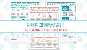 cleaning bedroom checklist diwali cleaning tips free checklists design your home with style