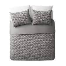 modern gray u0026 silver bedding sets allmodern