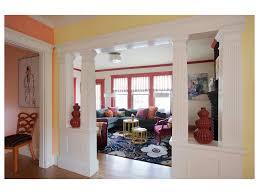 interior design consultation fuchsia residential drum shade color