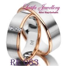 model2 cincin cincin nikah tunangan palladium platina emas perak nikahan lamaran kuning putih berlian kawin rr83 jpg