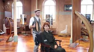 bob hair makeover with undercut u0026 short haircut beauty tutorial