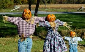 10 scarecrow decorations for fright and homecrux
