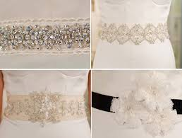 wedding dresses belts sparkly wedding dress belt the wedding day everything