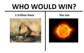 win fight trillion lions sun