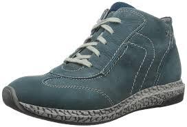 womens boots josef seibel josef seibel carole josef seibel s lia 03 ankle boots blue