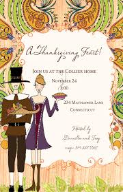 thanksgiving card message ideas simple thanksgiving party invitation card and couple drawing and