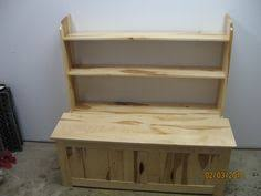 wooden toy box bench plans diy blueprints toy box bench plans free