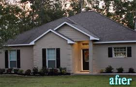 Painting Brick Exterior House - top brick house paint colors with pretty old houses house colors
