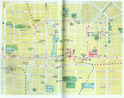Map Of Beijing China by Beijing Tour Maps Maps Of Beijing Useful Maps For Travellers To