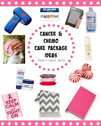 chemo gift basket and chemo care package ideas 11 magnolia