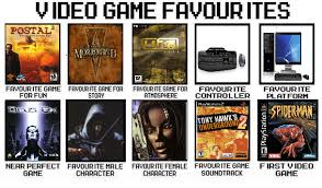 Meme Generator Video - video game favourites video games discussion know your meme