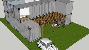 design your own 3d model home shipping container home sketchup design your own container home