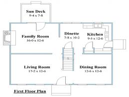 floor gambrel roof house floor plans